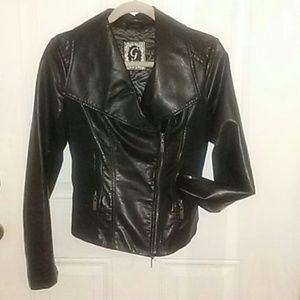 Nice G by Guess Leather jacket